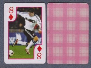 Germany Mario Gomez Bayern Munich 8D